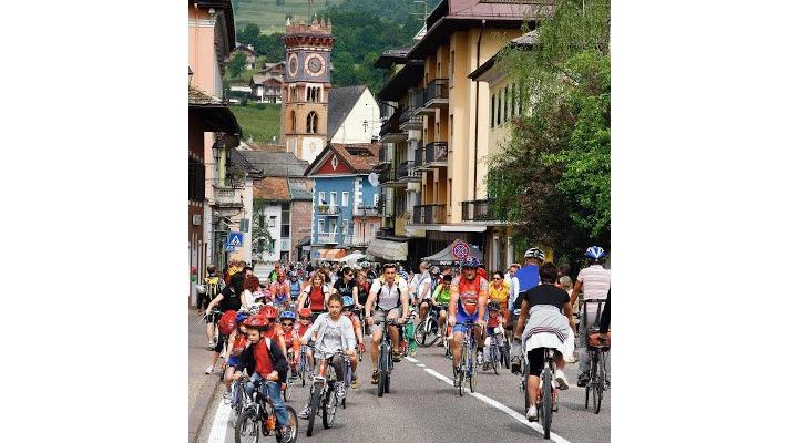 Fiemme without cars