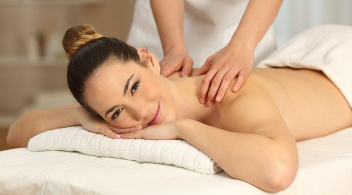 10% early booking reduction for massages and treatments