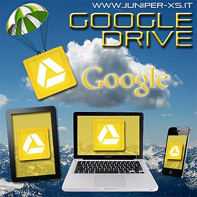 Google Drive personal cloud
