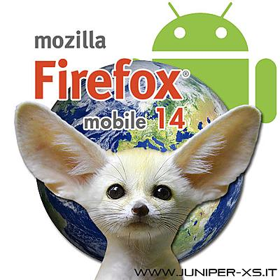 nuovo browser Mozilla Firefox Mobile 14