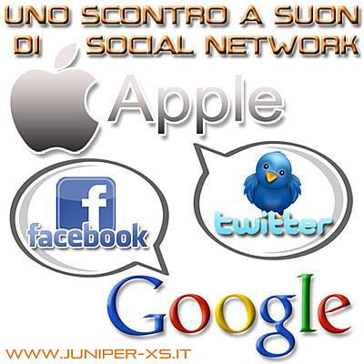 Apple ha scelto Twitter