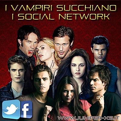True Blood, Twilight, Vampire Diaries