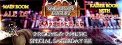 Saturday KK Night with 2 rooms & 2 music