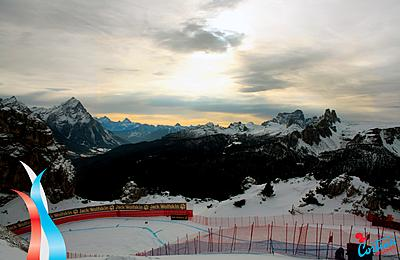 Cortina Ski World Cup 2015