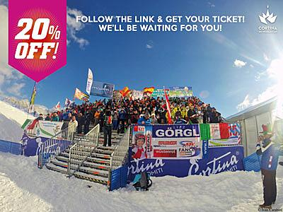 Promo Autunno Cortina Ski World Cup