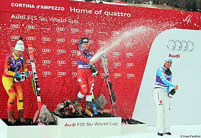 Cortina Ski World Cup 2105