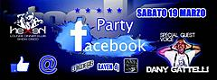 FACEBOOK PARTY Hexen Klub