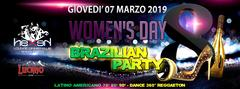 Women's Day Brazilian Party Hexen Klub Canazei