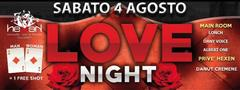 Love Night Disco Hexen Klub Canazei