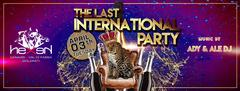 The Last International Party Hexen Klub Canazei