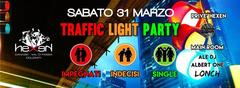 Traffic Light Party Disco Hexen Klub Canazei