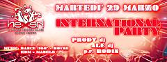 SPECIAL INTERNATIONAL PARTY Hexen Klub