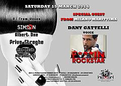 Discoteca Hexen Special guest From Milano marittima DANY GATTELLI Voice