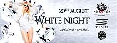 WHITE NIGHT Hexen Klub
