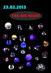 DISCOTECA HEXEN CLUB BIG NIGHT