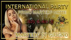 PRIMO INTERNATIONAL PARTY HexenKLub