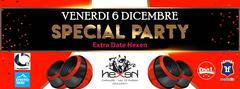 Extra Date Special Party Hexen Klub