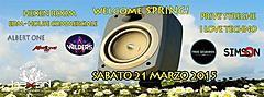WELCOME SPRING AT HEXEN KULB CANAZEI