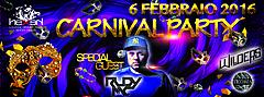 CARNIVAL PARTY Hexen Klub