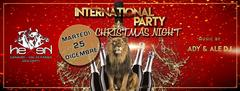 International Party Christmas Night Hexen Klub