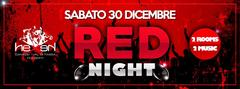 Red Night Disco Hexen club Canazei