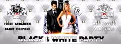 Black & White Party Hexen Klub