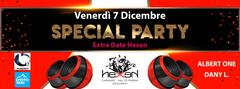 Special Party Hexen Klub Extra Date
