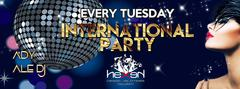 International Party Hexen Klub Canazei