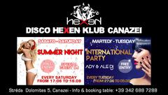 SUMMER SEASON 2017 DISCO HEXEN KLUB