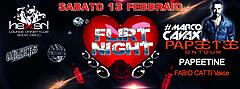 Flirt night Papeete on tour & Papeetine