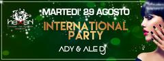 SPECIAL INTERNATIONAL PARTY Hexen Klub Canazei