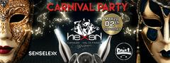 Carnival Party Hexen Klub Canazei