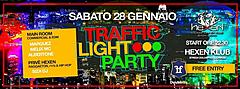 TRAFFIC LIGHT PARTY Hexen Klub