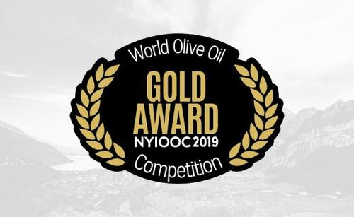 New York International Olive Oil Competition: Gold Award for Uliva