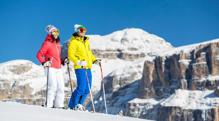 NOT ONLY SKIING... A WORLD OF WELLNESS