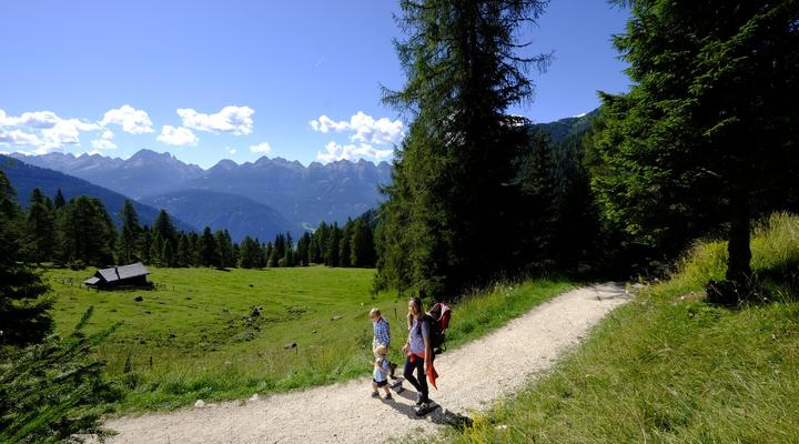 7=6 and ... stay active in Val di Fiemme