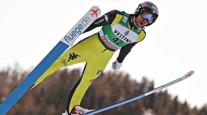 FIS NORDIC COMBINED WORLD CUP RESUMES IN VAL DI FIEMME