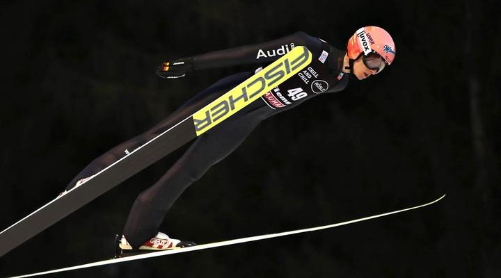 Geiger to conquer Val di Fiemme