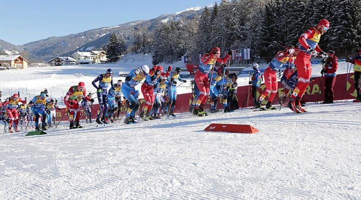 VAL DI FIEMME: ANOTHER OUTSTANDING SEASON