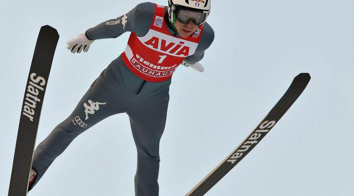 FIS SKI JUMPING CONTINENTAL CUP IN VAL DI FIEMME