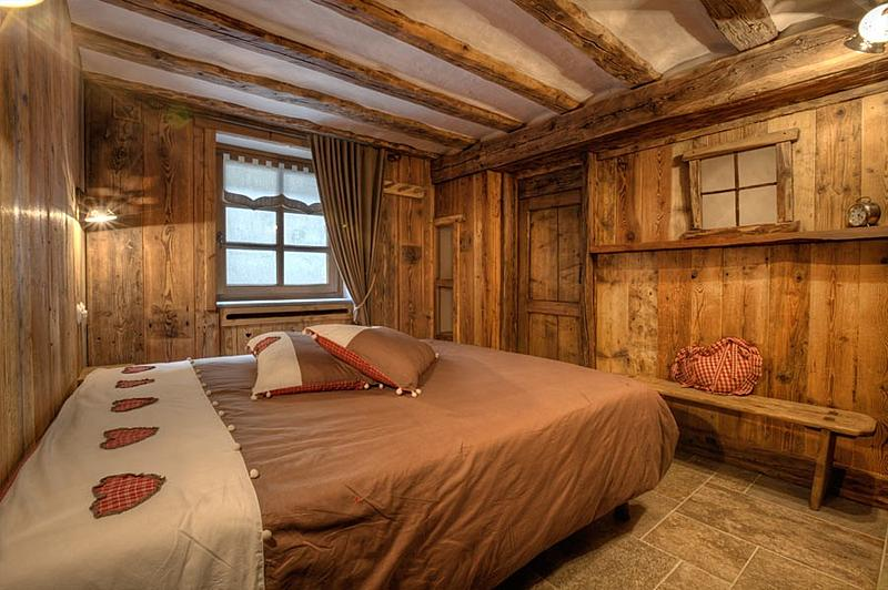 Come arredare la casa in montagna dolomiti casa for Appartamenti con una camera da letto con garage