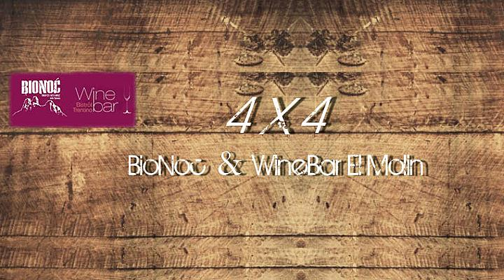 4X4 BioNoc' & Wine bar El Molin